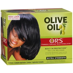 lye hair relaxer