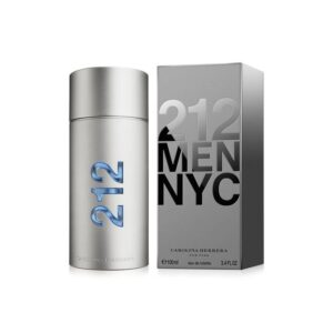 Carolina Herrera 212 Men NYC Eau De Toilette100ml Perfume