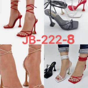 EGO Lace up Sandal heels