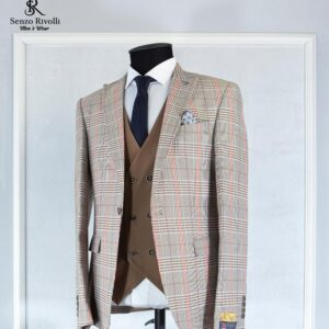 High quality men's suit